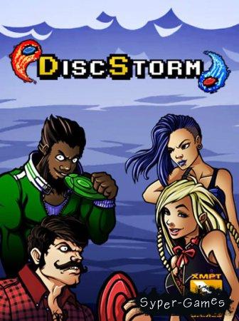 DiscStorm (2015/RUS/ENG/MULTI8/RIP)