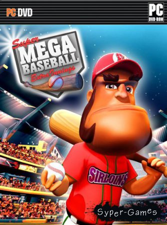 Super Mega Baseball: Extra Innings (2015/ENG)