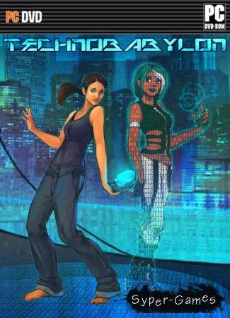 Technobabylon (2015/ENG)