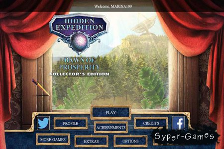 Hidden Expedition 9: Dawn of Prosperity Collector's Edition (2015/ENG)