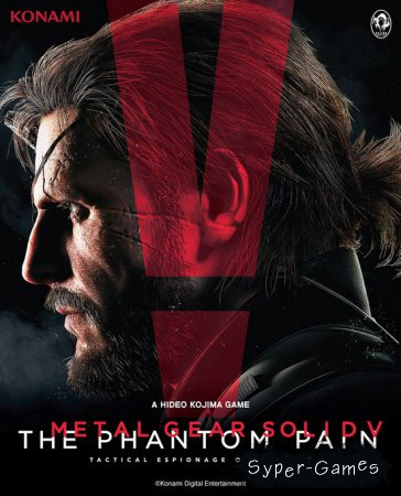 Metal Gear Solid V: The Phantom Pain (2015/RUS/Multi8/Rip)