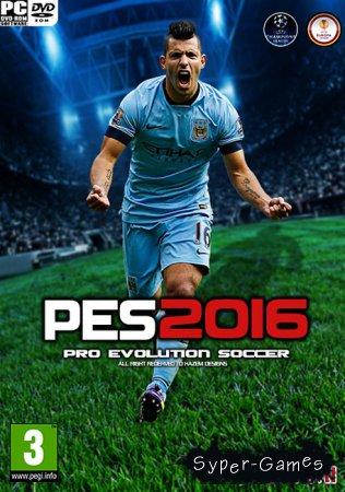 PES 2016 / Pro Evolution Soccer 2016 (2015/RUS/ENG/Repack by XLASER)