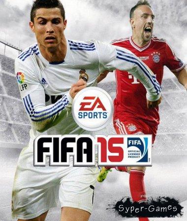FIFA 15: ModdingWay [Update 8] (2014/RUS/ENG/RePack by xatab)