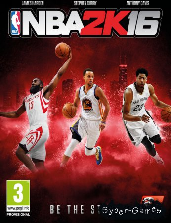 NBA 2K16 (2015/ENG/License/PC)