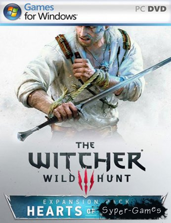 The Witcher 3: Wild Hunt + Hearts of Stone v.1.10 All DLC (2015/RUS/ENG/RePack by MAXAGENT)