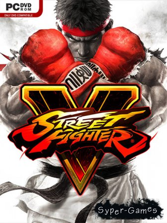 Street Fighter 5 (2015/RUS/ENG)
