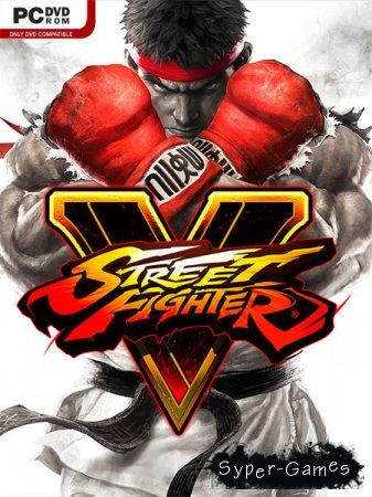 Street Fighter 5 (2015/RUS/ENG)