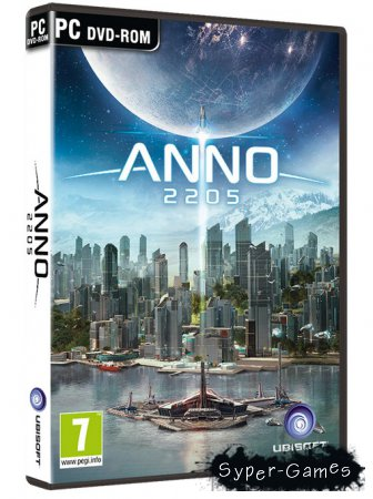 Anno 2205: Gold Edition (2015/RUS/ENG/Milti/RePack)