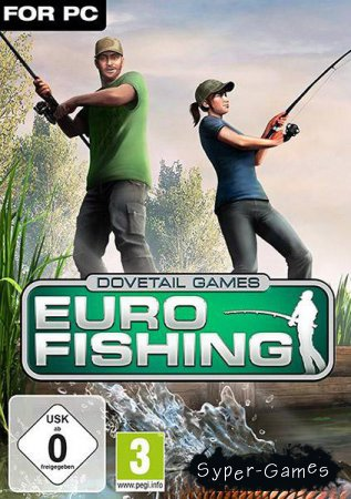 Euro Fishing (2015/ENG/MULTI3)