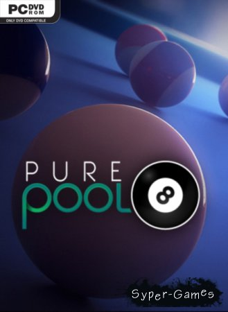 Pure Pool: Snooker pack (2014/RUS/ENG/MULTi9)