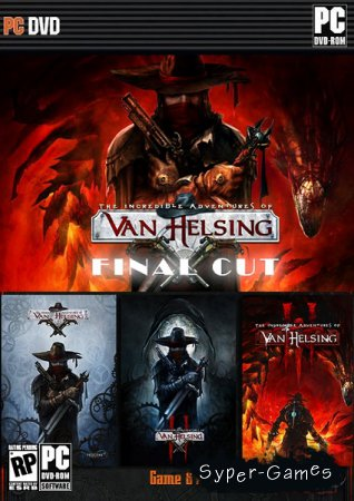 The Incredible Adventures of Van Helsing: Final Cut (v1.0.4/2015/RUS/ENG/Multi6) RePack by Decepticon