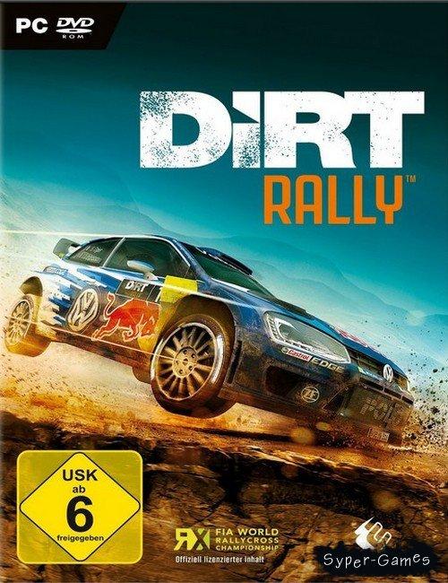скачать игру dirt rally с торрента