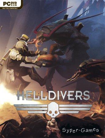 Helldivers (2015/RUS/ENG/MULTi18)
