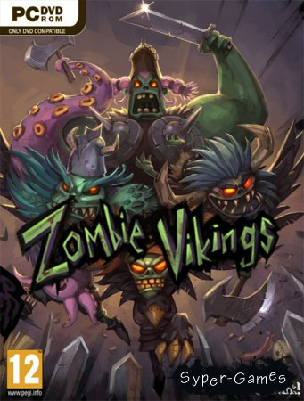 Zombie Vikings (2015/RUS/ENG/MULTi7)