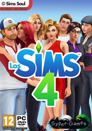 The Sims 4: Deluxe Edition v1.13.104.1010 (2014/RUS/RePack by xatab)
