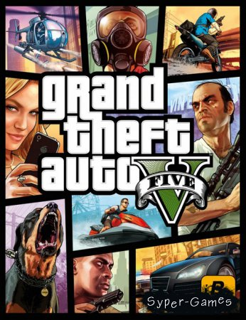 GTA 5 / Grand Theft Auto V (2015/RUS/ENG/Lossless Repack by R.G. Origami)