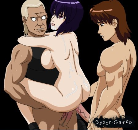 Групповой секс игры