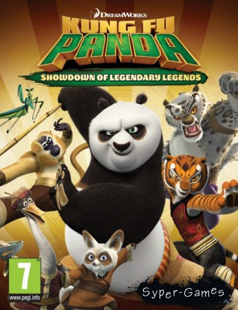 Kung Fu Panda: Showdown of Legendary Legends (2016/ENG/License/PC)