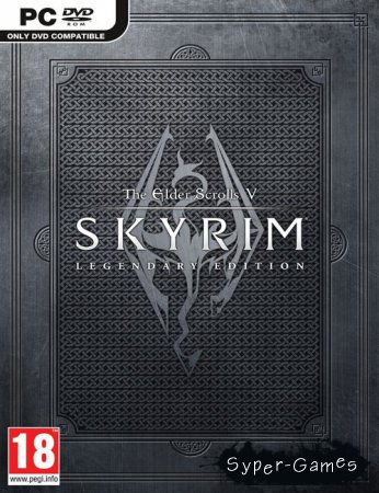 The Elder Scrolls 5: Skyrim Legendary Edition SLMP-JG Final (2013/RUS/ENG/MOD/RePack)
