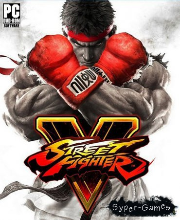 Street Fighter V (2016/RUS/ENG/Multi11/PC)