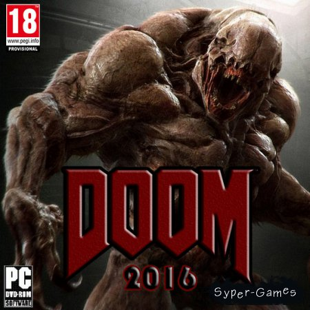 DOOM (2016/ENG/PC/ALPHA)