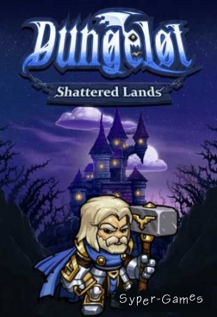 Dungelot: Shattered Lands [v1.34] (2016) PC
