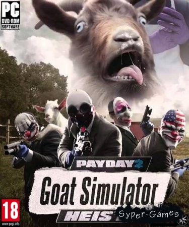 PayDay 2: Career Criminal Edition [v.1.48.3] (2016/RUS/ENG/RePack)