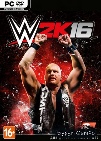 "WWE 2K16 (2016/ENG/MULTi6) ""CODEX"""