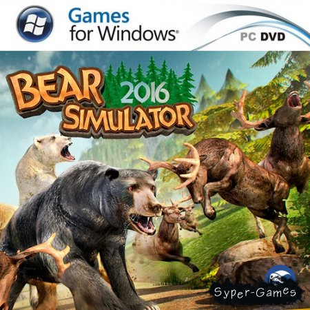 "Bear Simulator (2016/ENG) ""CODEX"""