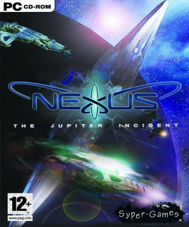 Nexus: The Jupiter Incident Remastered (2016/RUS/ENG/Multi)