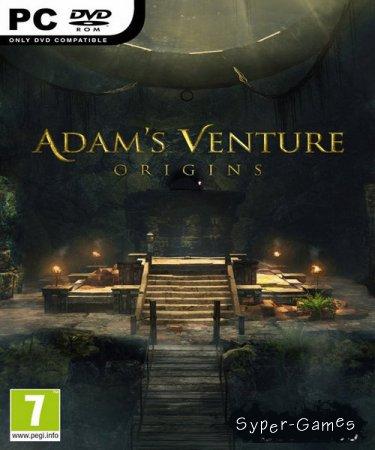 Adam's Venture: Origins (2016/RUS/ENG/RePack by =nemos=)