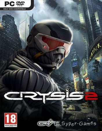 Crysis 2 HD Edition (2011-2016/RUS/Mod/RePack)