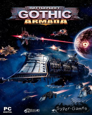 Battlefleet Gothic: Armada (2016/ENG/License)