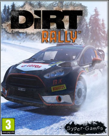 DiRT Rally (2015/RUS/ENG/License)