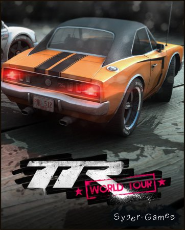 Table Top Racing: World Tour (2016/RUS/RePack by FitGirl)