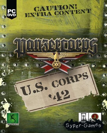 Panzer Corps: U.S. Corps '42 (2016/RUS/ENG/License)
