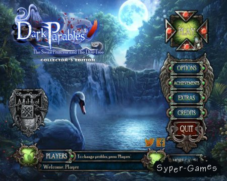 Dark Parables 11: The Swan Princess And The Dire Tree Collectors Edition (2016/ENG)