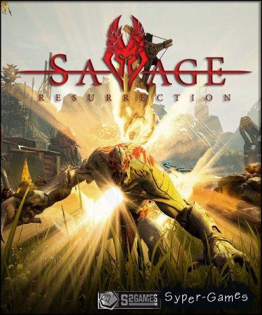 Savage Resurrection (2016/RUS/ENG/License)