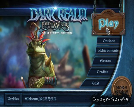 Dark Realm 3: Lord Of The Winds Collectors Edition (2016/ENG)