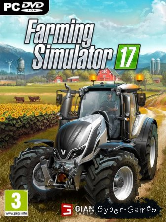 Farming Simulator 17 (2016/RUS/ENG/License)