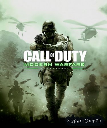 Call of Duty: Modern Warfare Remastered (2016/RUS/RePack by SEYTER)