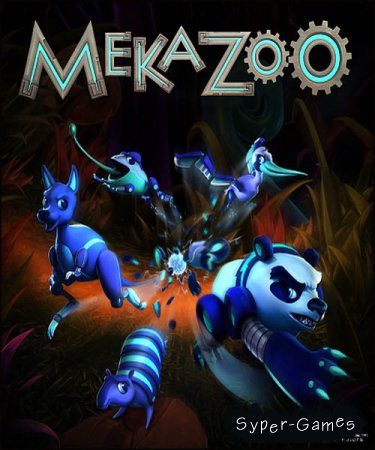 Mekazoo (2016/RUS/ENG/License)