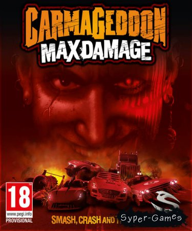 Carmageddon: Max Damage (2016/RUS/ENG/Repack by xatab)