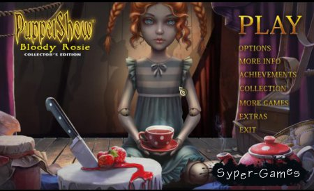 PuppetShow 10: Bloody Rosie Collectors Edition (2016/ENG)