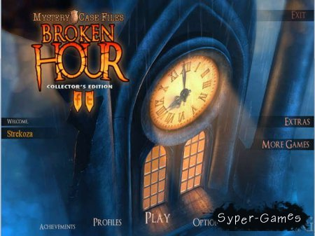 Mystery Case Files 14: Broken Hour Collectors Edition (2016/ENG)