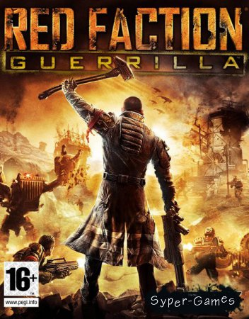 Red Faction: Guerrilla - Steam Edition (2009/RUS/ENG/RePack)