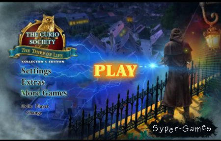 The Curio Society 3: The Thief of Life Collectors Edition (2016/ENG)