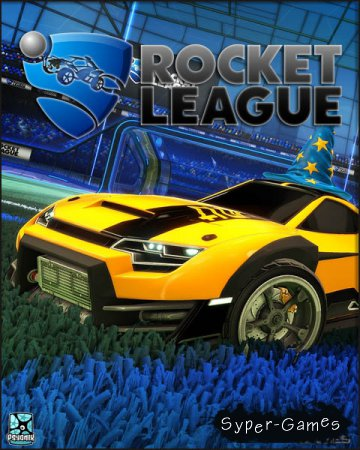 Rocket League - Vulcan (2016/RUS/ENG/License)
