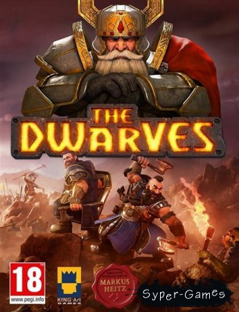 The Dwarves: Digital Deluxe Edition (2016/RUS/ENG/RePack by R.G. Catalyst)