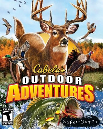 Cabela's Outdoor Adventures (2009/RUS/ENG)